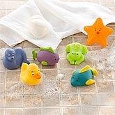 Baby Bath Toys - Set of 6 Toys - 8619
