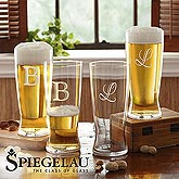 Personalized Beer Glass Set - Spiegelau - 8626