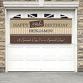 Personalized Birthday Banner - Special Day - 8661