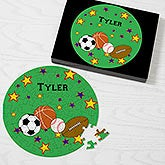 Personalized Puzzles for Kids - Boys - 8673