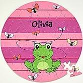 Personalized Puzzles for Kids - Girls - 8674