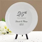 personalized wedding anniversary keepsake plate customer reviews