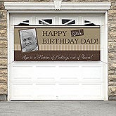 Personalized Photo Birthday Banner - Special Birthday - 8739