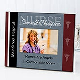 Personalized Nurse Picture Frames - 8793