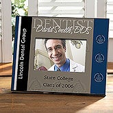 Personalized Dentist Picture Frames - 8795