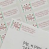 Special Milestones Personalized Return Address Labels - 8836