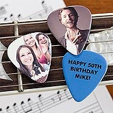 Personalized Photo Guitar Picks - 8998