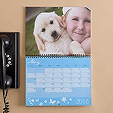 Personalized Photo Calendar - Seasons Change - 9075