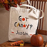 Personalized Trick Or Treat Bag - Got Candy? - 9090