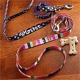 Personalized Dog Leashes - Designer Doggie - 9167