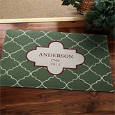 Personalized Doormats - Divine Design - 9246