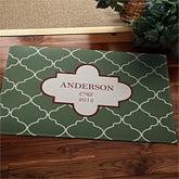Personalized Doormats - Divine Design - 9246