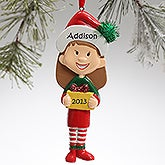 Personalized Family Christmas Ornaments - Big Sister - 9357