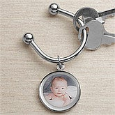 Personalized Photo Key Ring - Favorite Faces - 9380D