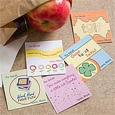 Personalized Lunch Notes for Kids - 9385