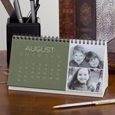 Personalized Photo Desk Calendar - Picture Perfect - 9406