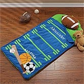 Personalized Nap Mat For Kids - All Star Sports - 9408