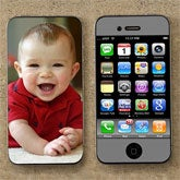 Custom Photo Cell Phone Skins - 9521
