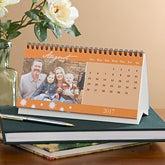Personalized Photo Desk Calendars - Seasons Change - 9594