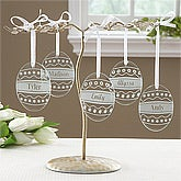 Easter Egg Ornament Tree Display Stand - 9790