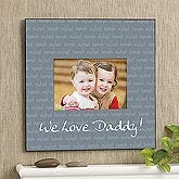 Personalized 5 x 7 Picture Frames - Our Little Ones - 9843