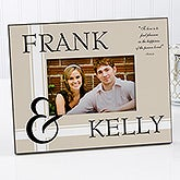 Personalized Picture Frames - Romantic Love Design - 9855