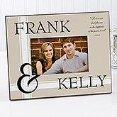 Personalized Love Picture Frames - Romantic Love - 9855