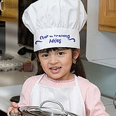 Junior Chef© Personalized Chef Hat