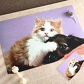 Personalized Pet Photo Welcome Door Mat - 9914