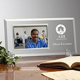 Personalized Corporate Logo Glass Photo Frame - 9942