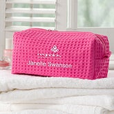 Personalized Corporate Embroidered Logo Cosmetic Bag - 9993