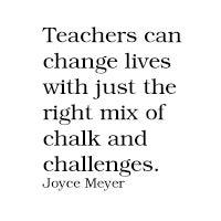 Chalk & Challenges