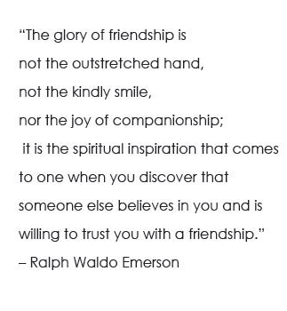 Glory of Friendship
