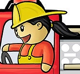 Girl Firefighter 1