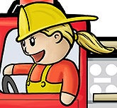 Girl Firefighter 3