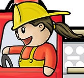 Girl Firefighter 4