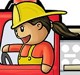 Girl Firefighter 5