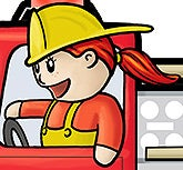 Girl Firefighter 6