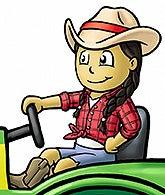 Girl Farmer 1