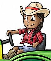 Girl Farmer 2