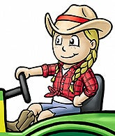 Girl Farmer 3