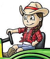 Girl Farmer 4