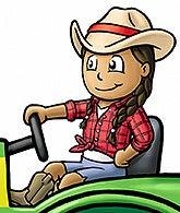 Girl Farmer 5
