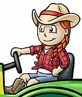 Girl Farmer 6