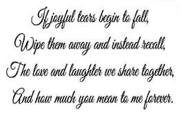Joyful Tears