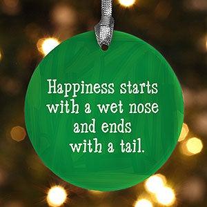 Happiness Starts