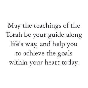 May the teachings...