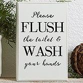 Please Flush