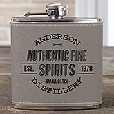 Authentic Fine Spirits