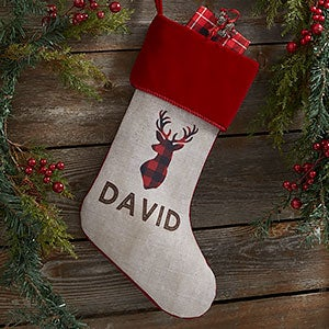 Personalized Christmas Stockings - 17888